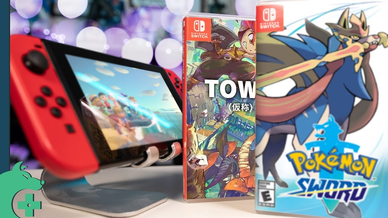 Guide To All The New Nintendo Switch Exclusive Games