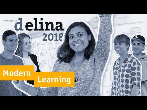 Storytelling-Projekt ist für den delina 2018 nominiert
