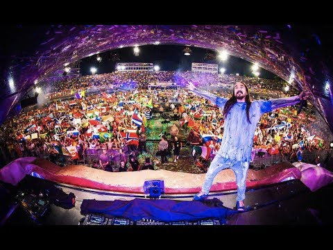 Steve Aoki  at Tomorrowland 2018 Mainstage