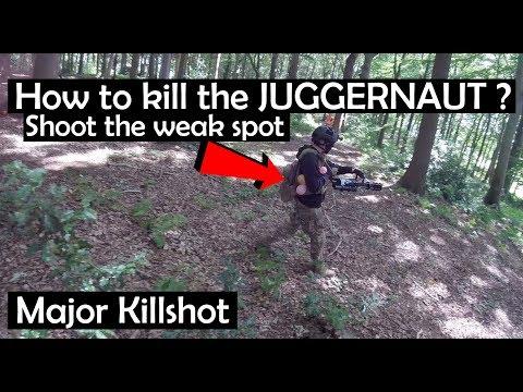 How to kill the Juggernaut ? - Into The Woods, Zwevegem (Be)