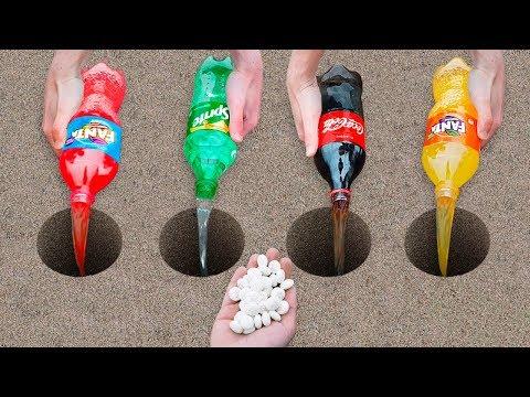 Experiment: Coca Cola,