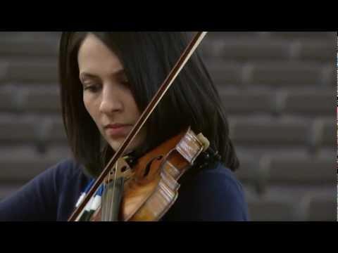 Meine Perle - HSV-Hymne von Lotto King Karl auf Geige und Klavier