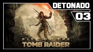 Rise of The Tomb Raider: Detonado #3 - SIBÉRIA!! [Dublado PT-BR]