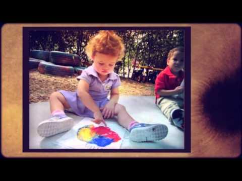 le petit papillon montessori - October art video compelation