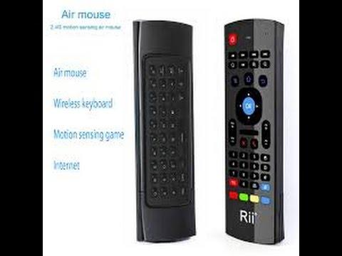 Rii Air Mouse  Mx3M