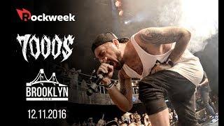 Концерт группы 7000$ 12.11.2016 клуб Brooklyn