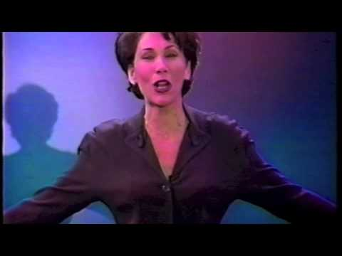 "Randy Graff sings ""The Next Best Thing To Love"" from A CLASS ACT on ""The Rosie O'Donnell Show"""