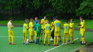 Интер-спорт-про-2007 1:1 Звезда-Динамо-2007 Первенство Ростова 2.6.2021 11:00