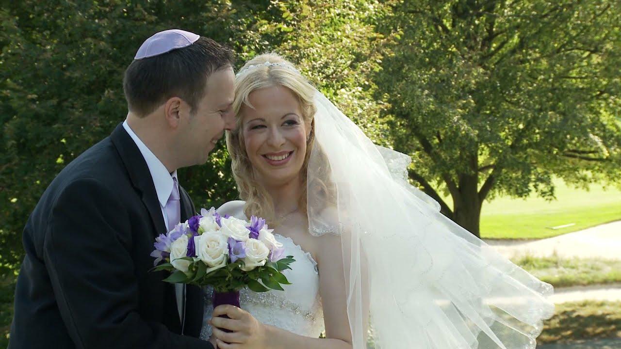 Jewish Wedding Highlights Video Toronto Jewish Wedding Videographer Photographer GTA