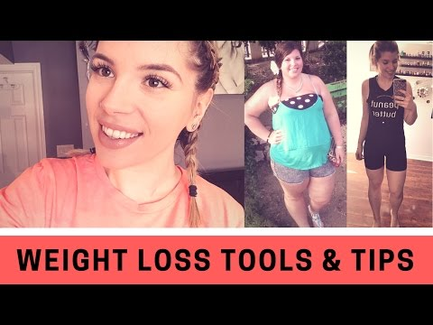 TOOLS I USED TO LOSE 130LBS | Weight Loss Tools & Tips