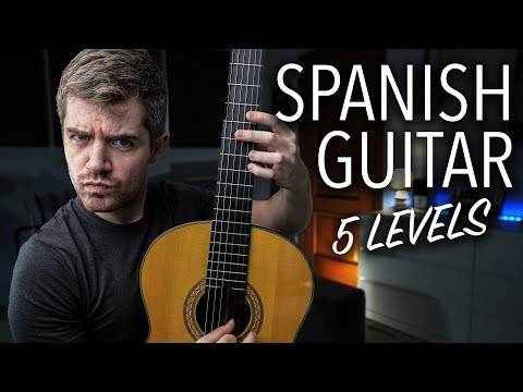 Simple Spanish Guitar Stuff That Makes You Sound Cool!