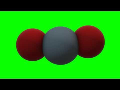 Silicon dioxide molecule chroma