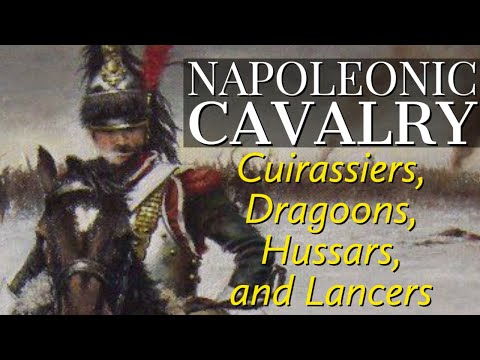 Cavalry Of The Napoleonic Era: Cuirassiers, Dragoons, Hussars, And Lancers
