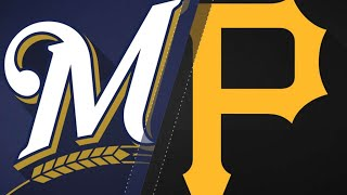 6-run 6th powers Brewers to 8-3 victory: 9/21/18