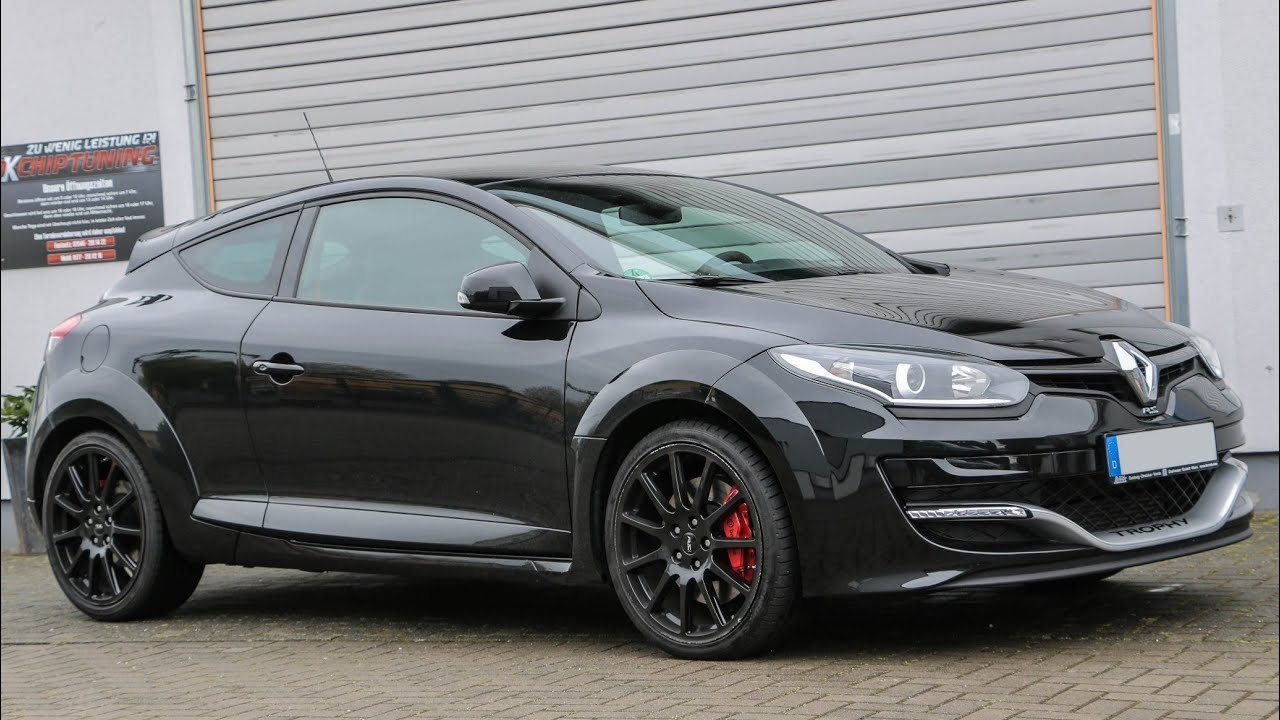 ok chiptuning renault megane rs trophy 273ps. Black Bedroom Furniture Sets. Home Design Ideas