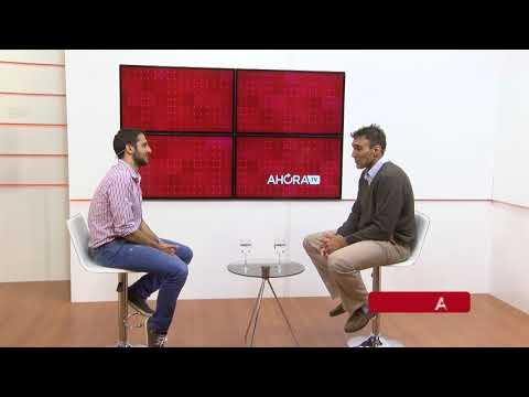 AHORA TV   Entrevista con Juan Dreiszigacker