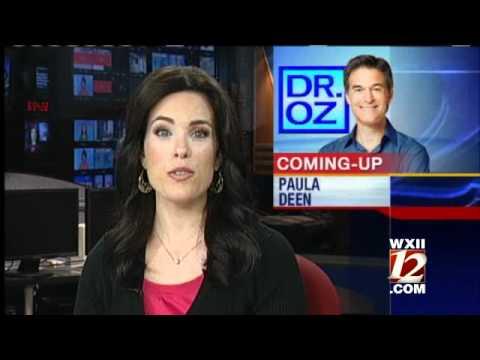 Dr. Oz Talks With Paula Deen