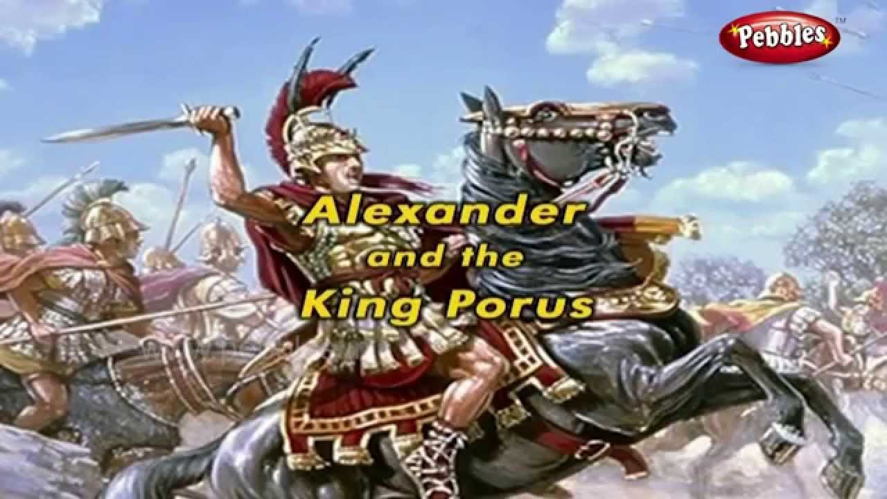 Alexander and Porus | History of India in English | Indian History |  History of India Documentary