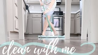 The Basics | Clean With Me | Inspired by Nikki