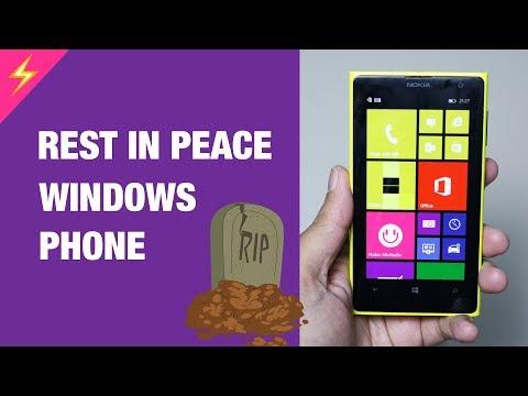 RIP Windows Phone — 5 Hal Yang Perlu Kamu Tahu