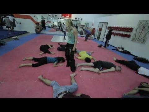 Amy vs Many - Thousand Pounds Rough Choreography Practice