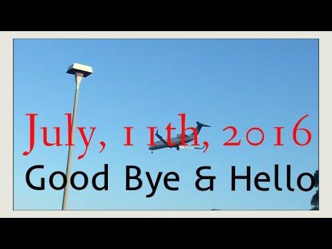 GOOD BYE HOME AND HELLO PENNSYLVANIA!