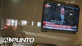 Los Clásicos: César Muñoz nos canta lo último sobre el juicio politico contra Trump