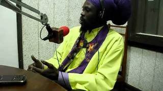 Interview at DBS Radio in Dominica 2