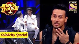 Download lagu Aakash और Vivek के Performance पे हैरान रह गये Tiger | Tiger Shroff | Celebrity Special | Mashup