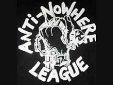 AntiNowhere League  For You