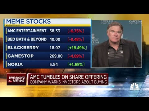 Imax CEO says partner AMC's stock surge has helped his business ...