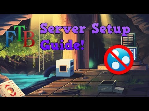 How To Create A FTB Server!   Without Port Forwarding!   Without Hamachi!