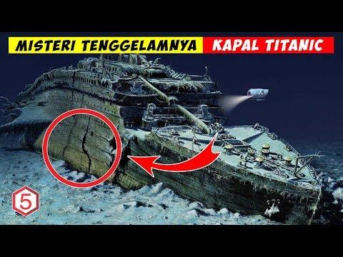 DiKutuk ,Ternyata Inilah Penyebab Kenapa Kapal Titanic Tenggelam