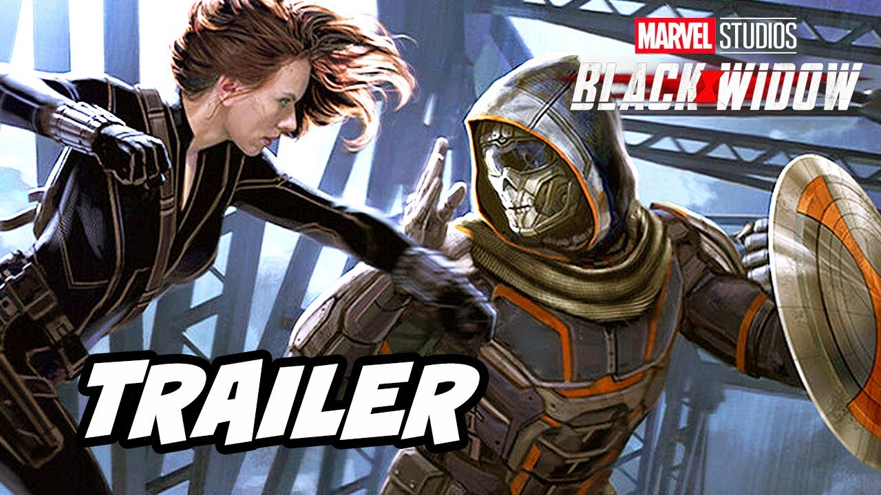 Black Widow Trailer - Marvel Early Screening Announcement Breakdown and Avengers Easter Eggs
