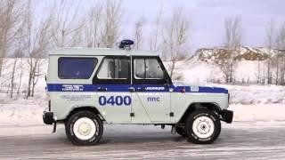 Дрифт и водительское мастерство. УМВД России и Автошкола БЦВВМ в Барнауле провели соревнования