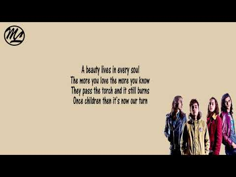 Greta Van Fleet - Age of Man (Lyrics)