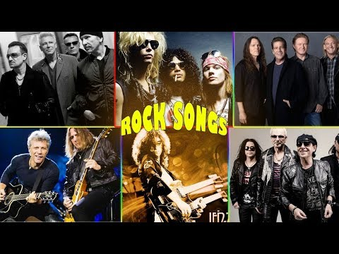 TOP 100 Best Rock Songs of All Time