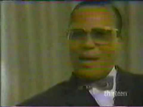 FARRAKHAN SPEAKS OUT: HOLY ETHIOPIA, HAILE SELASSIE & the RAS TAFARI Testimony
