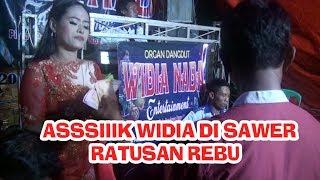 PENGANTEN BARU WIDIA NADA DI SAWER RATUSAN RIBU // WIDIA NADA 2020