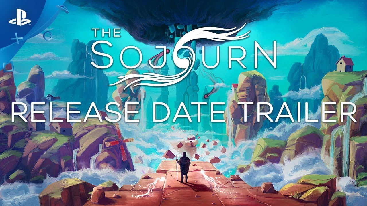 The Sojourn - Release Date Trailer | PS4