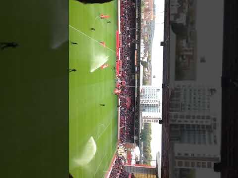 Nottingham Forest 2-1 Sheffield United, Players Entrance