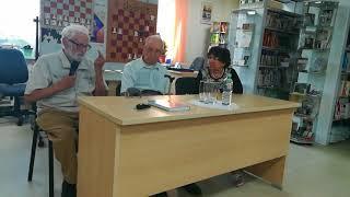Шахматный редактор Фридрих Моисеевич Малкин о своей книге