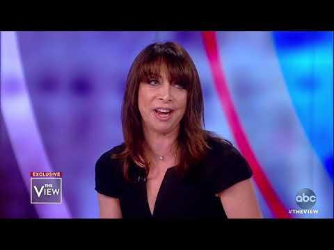 Illeana Douglas Details Her Allegations Against Les Moonves | The View