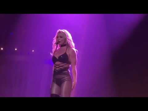 Britney Spears Touch Of My Hand Live From Las Vegas 13 October 2017 FULL PERFORMANCE