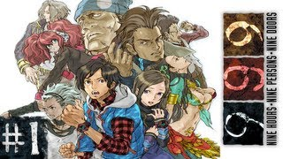 LET'S PLAY A LITTLE GAME - Let's Cry - 999: Nine Hours, Nine Persons, Nine Doors - 1