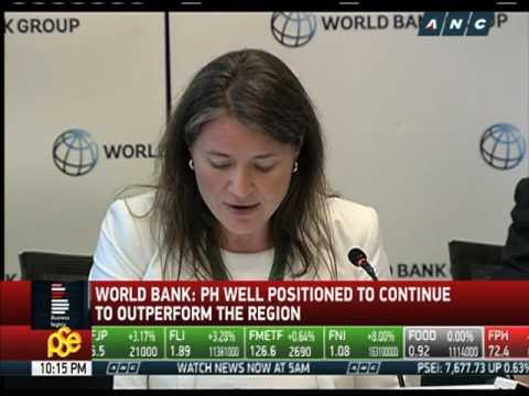 World Bank remains bullish on PH economy