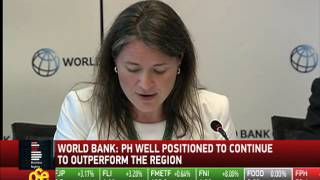 World Bank remains bullish on PH economy