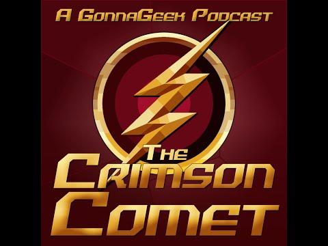 Crimson Comet #12 Justice League: The New Frontier