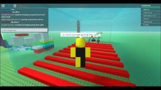 roblox; how to get really small on kohls admin house