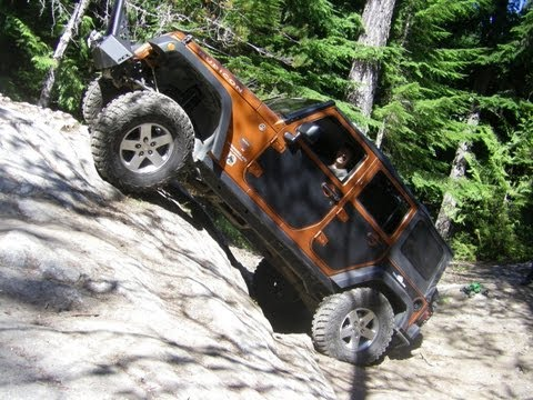 Jeep Off Road Adventures - Drop Side